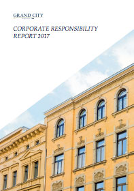 Grand City Properties Corporate Responsibility Report 2017