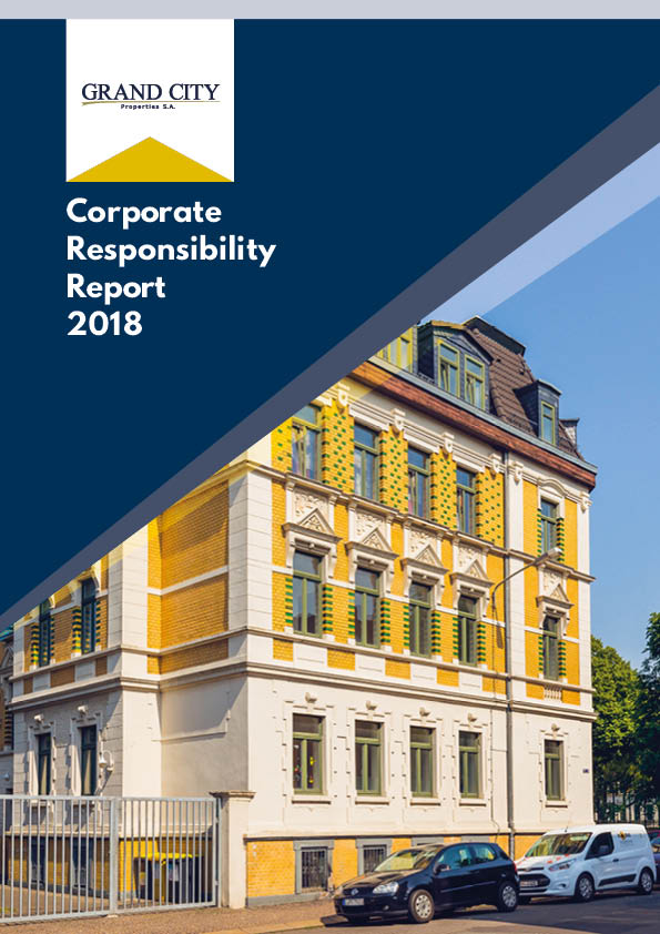 Grand City Properties Corporate Responsibility Report 2018