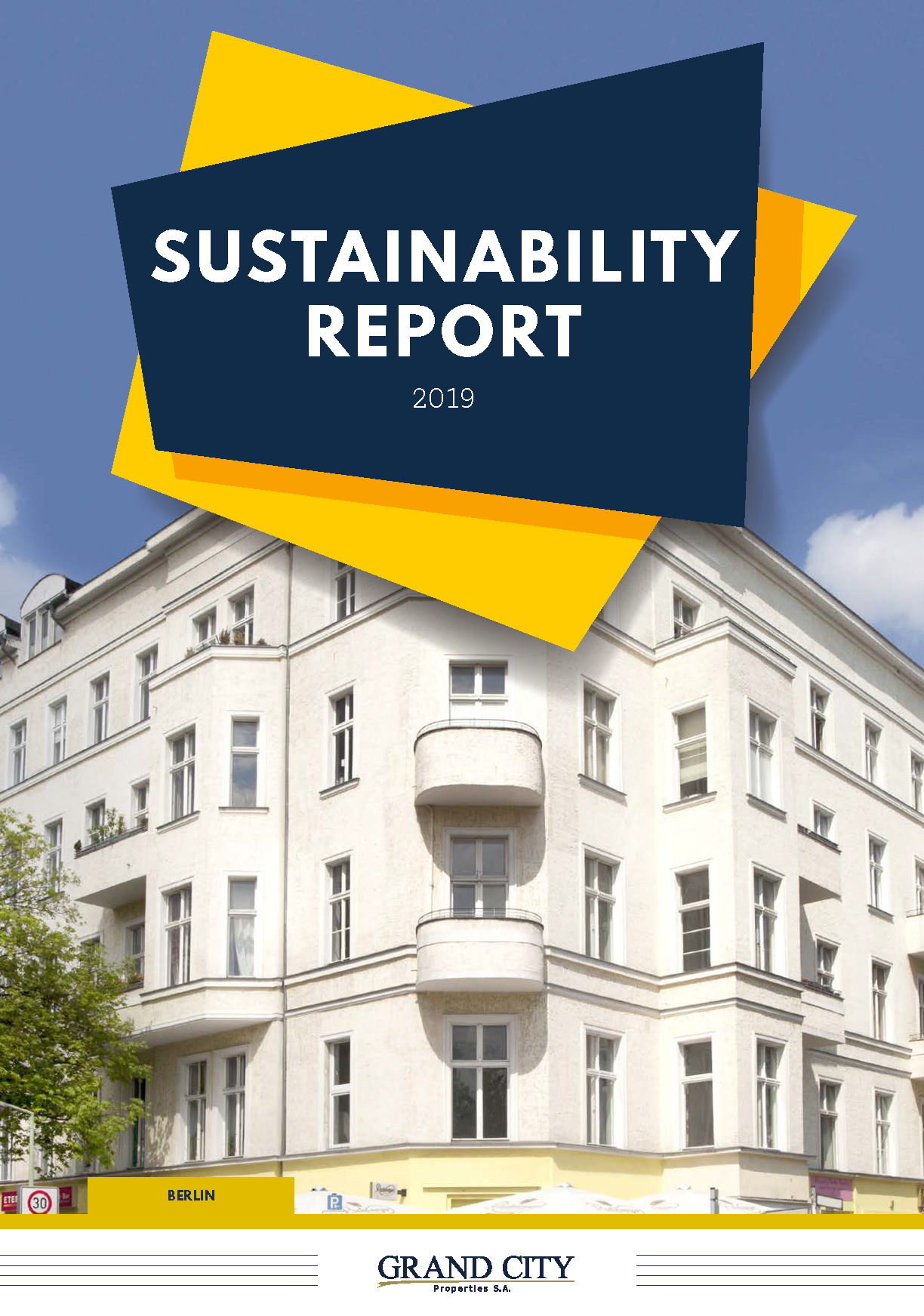 Grand City Properties Sustainability Report 2019